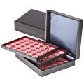 Coin Case Ner XL with 3 Coin Tableaus