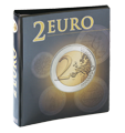 Albums and Illustrated Pages for 2 Euro€-Coins