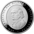 10 Euro€-commemorative coins