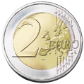 Illustrated Albums for 2 Euro€-Commemorative Coins